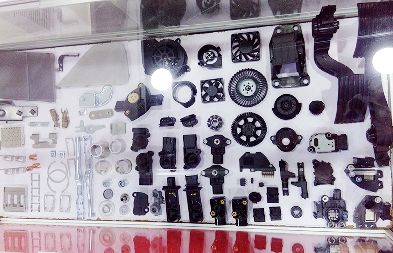 automotive components,Cooling Fan,Metal Stamping,Insert Molding